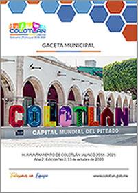 Gaceta Municipal Administración 2018-2021